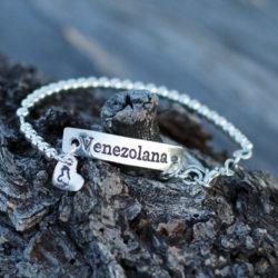 Bracelet Handmade Sterling Silver for Women
